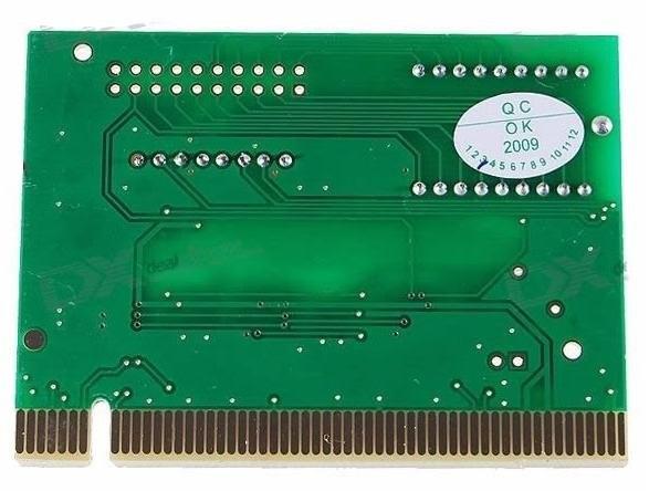 Диагностическая карта Post code display PCI, 88 индикатор